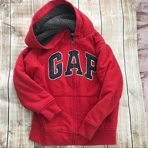Gently used boys gap hoodie